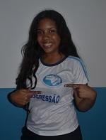 Miriã Guimarães, 15 anos